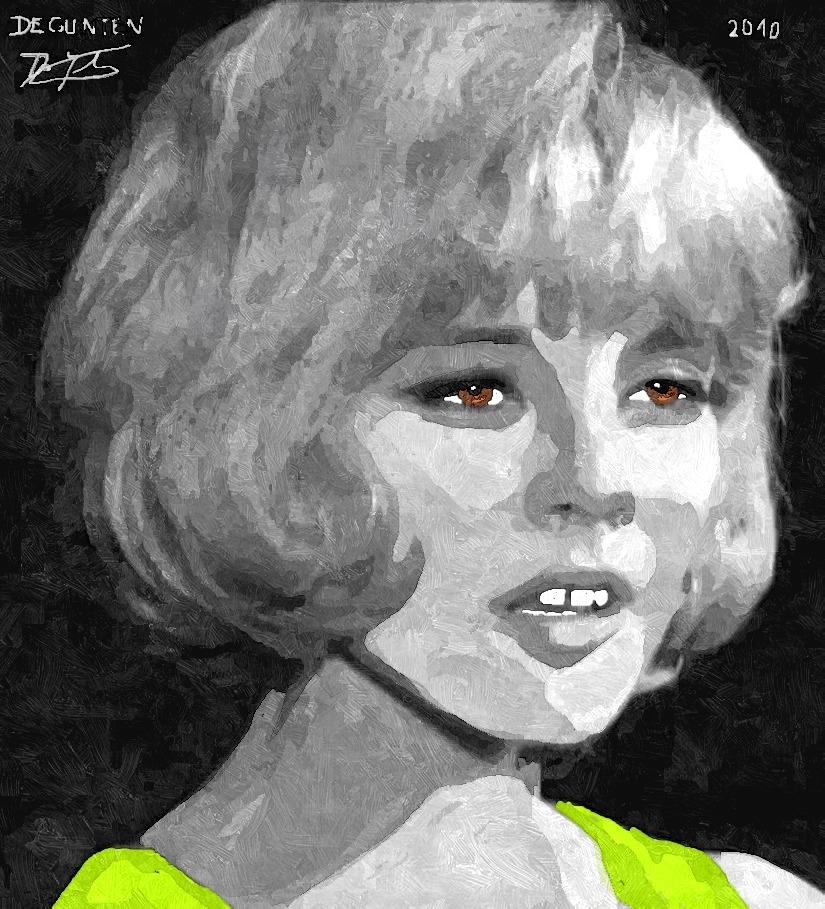 Sylvie Vartan by JIM